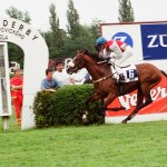 vítězství Ray of Lighta v Českém derby