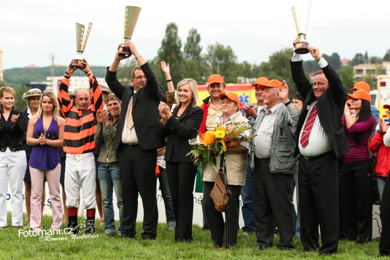 Vítězství v Českém derby