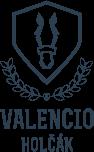 Valencio Holčák - trénink dostihových koní