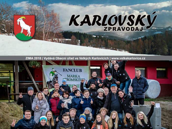 Karlovský zpravodaj: Velká pardubická i Merano – úspěšná sezona rychlých koní z Karlovic